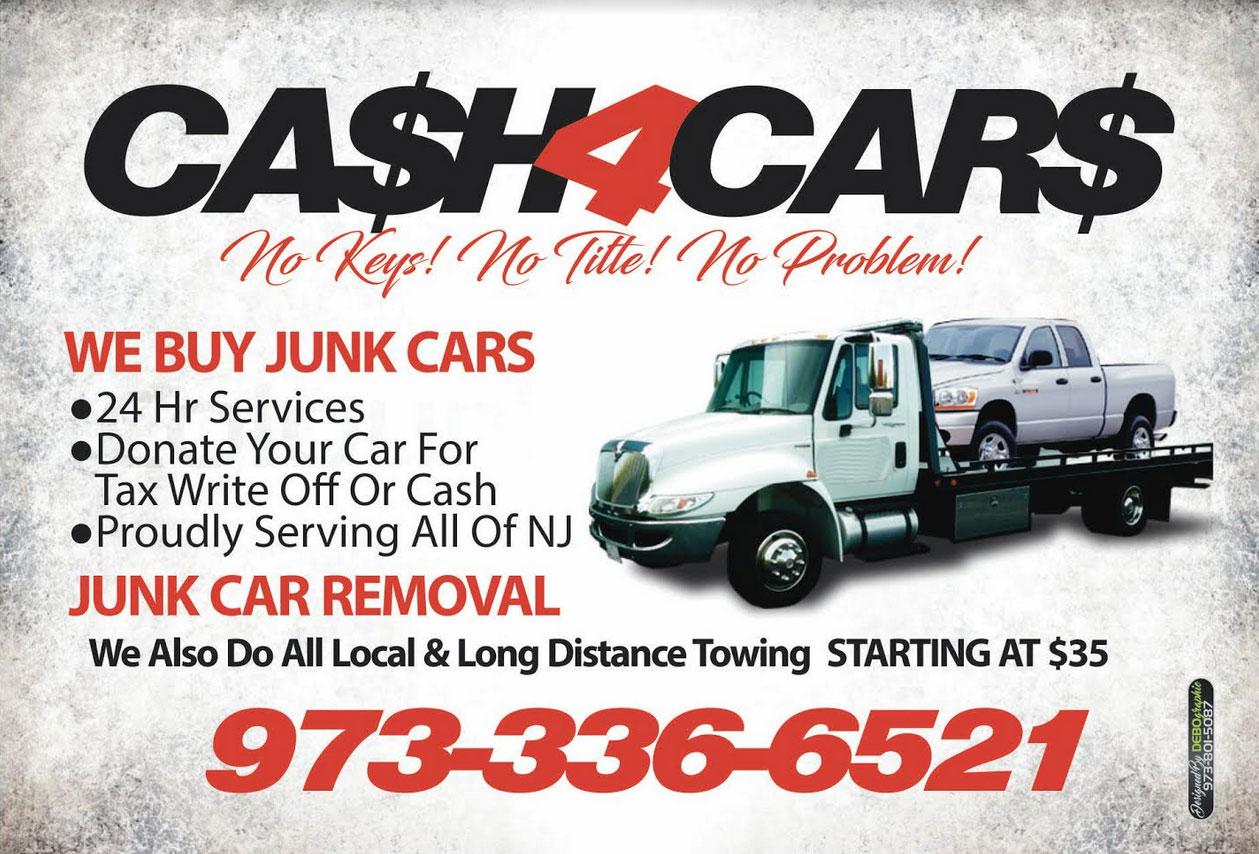 NJ Car Towing Service Photos | No Limit Towing NJ