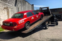 No Limit Towing - cab towing