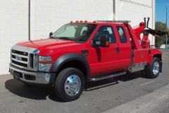 No Limit Towing - new towing truck