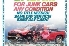 No Limit Towing - junk cars