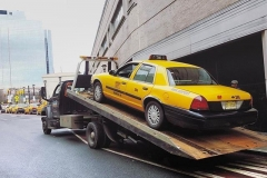 No Limit Towing - yellow Taxi Towing