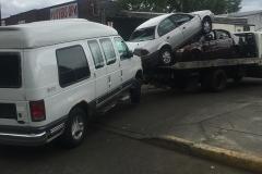 No Limit Towing - van towing