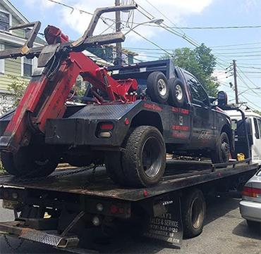 car towing services nj